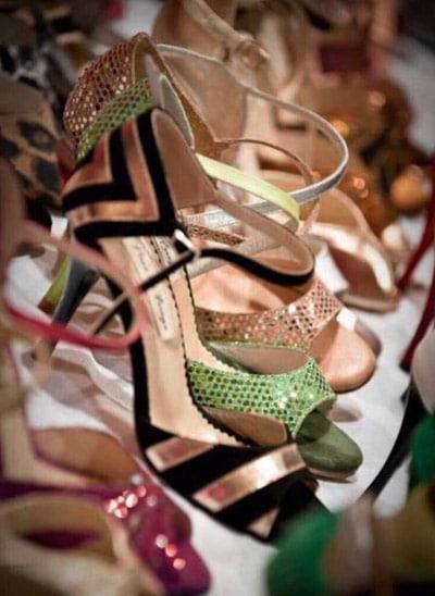 mi pasion tangoschuhe gruppe 2 - Ana Katarina Abendkleid Bordeaux
