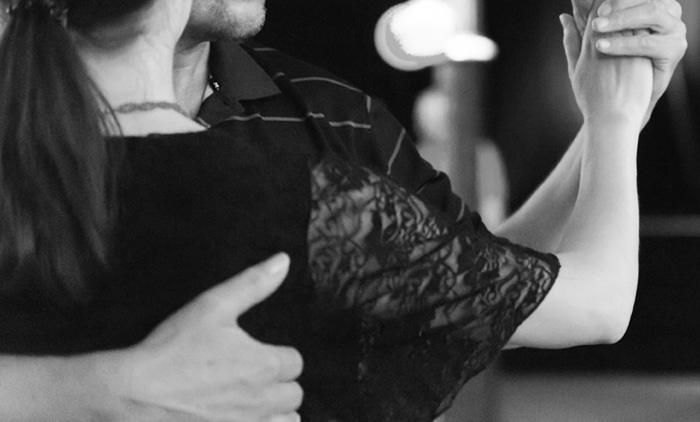 Tanz Kleid -Spitzentop