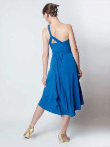 Natalia Multikleid blau 3 225x300 - Natalia Multikleid mit Bandeau-Top variabel