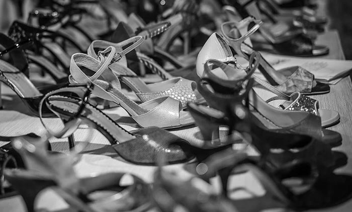 Tangomode Schuhe Leike 1 - Tanzmode Tangomode