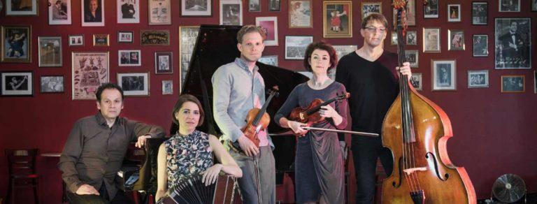 Tango Musiker Baldosa Floja München