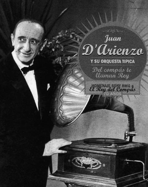 Tango Argentino 5 Darienzo