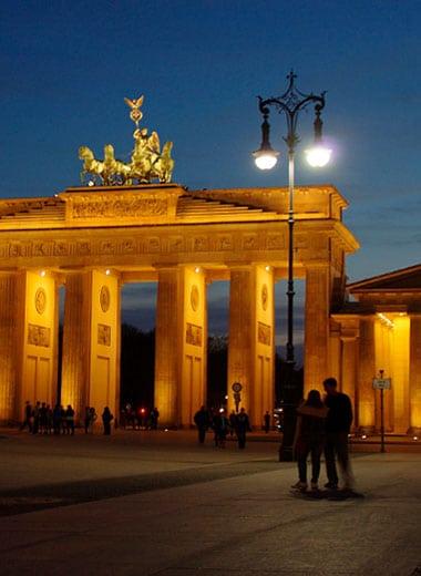 Berlin Brandenburger Tor - Tango Radio Berlin