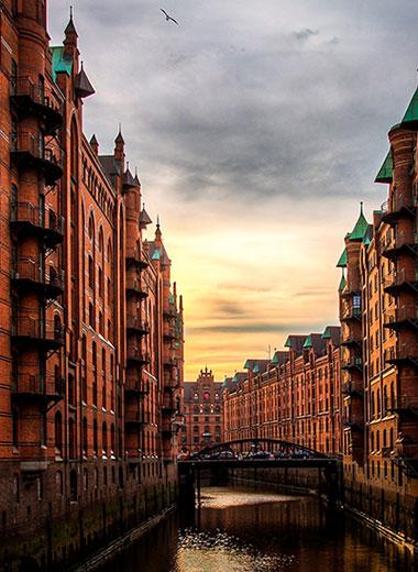 Hamburg Speicherstadt - Nuevas Milongueras