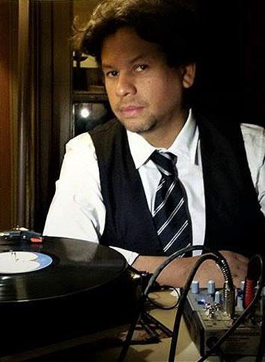 Tango DJ Damian Boggio