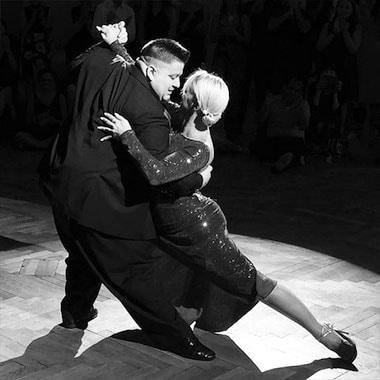 Thema Tango Showtanz