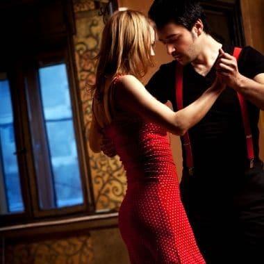 Unterricht Tango Lernen