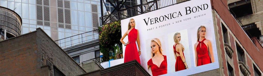 Shop Veronica Bond Tanzmode Plakat
