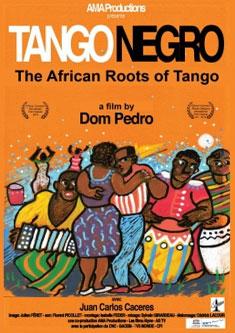 Tango Negro Poster