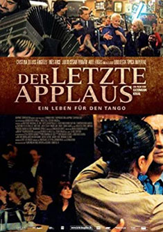 Tangofilm Der Letzte Applaus Poster