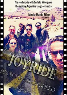 Tangofilm Joyride Sexteto Milonguero Poster