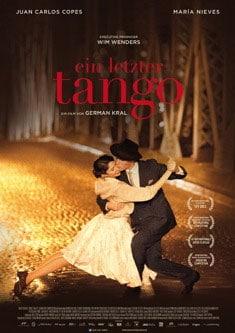 Tangofilme Ein Letzter Tango Poster