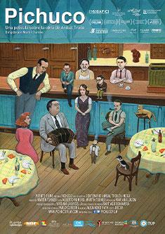 Tangofilme Pichuco Poster