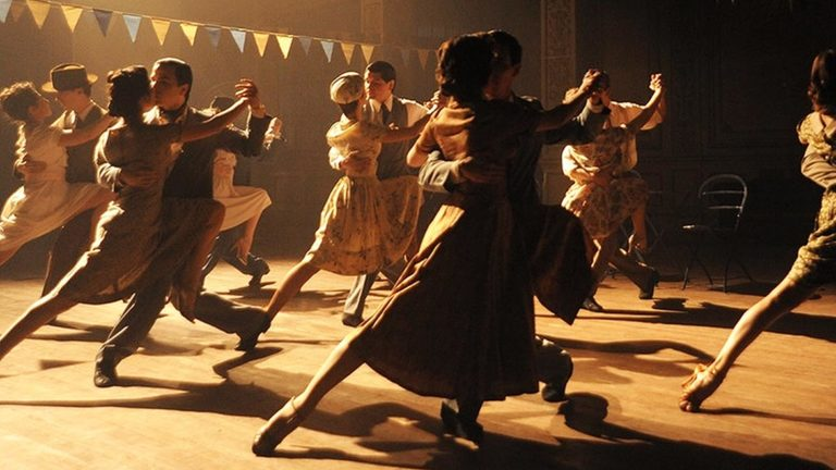 Tangofilme mit Tanz im Kino