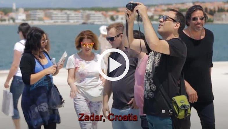 Video Sexteto Milonguero Trailer Joyride 2016