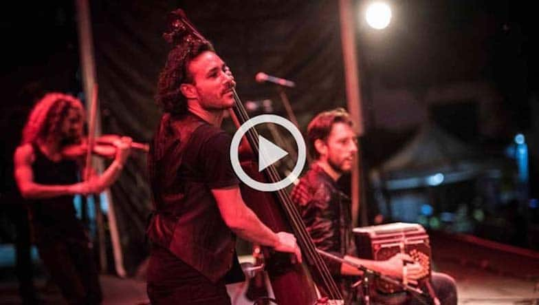 Video Tango Tanzen Mit Sexteto Milonguero Baradero 2020