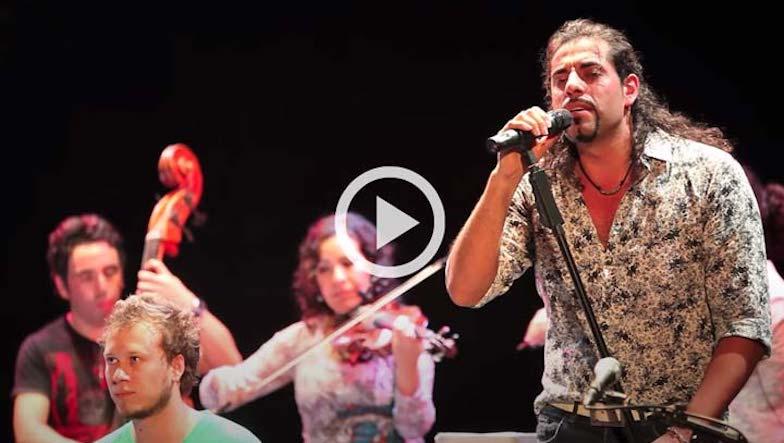 Video Tango Tanzen Mit Sexteto Milonguero El Cielo Y Tu 2010