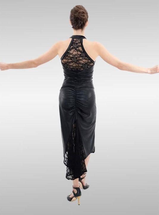 Ana Katarina Abendkleid Schwarz
