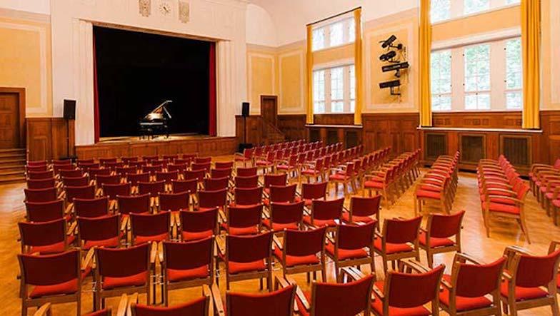 Tango Lieder Kleines Theater Haar Saal