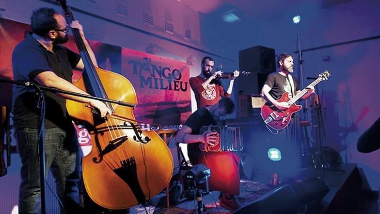 Tango Magazin El Cachivache Quinteto
