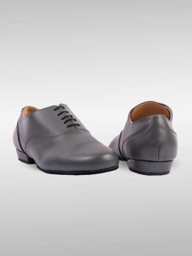 Classico Kalbsleder Grau Brogue Stil