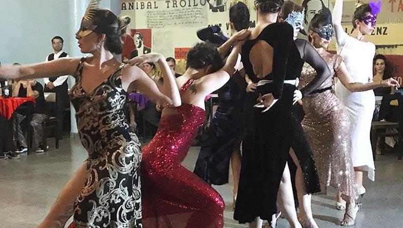 Ladys-Tango-Festival-Modenschau