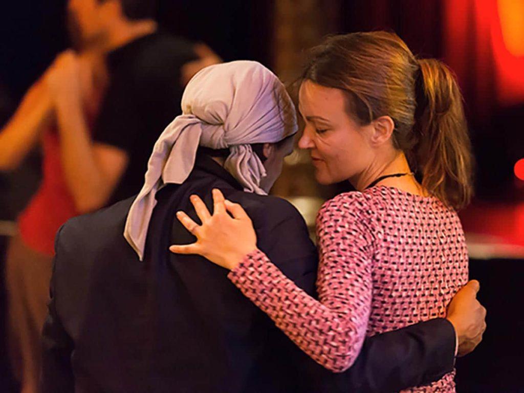 Tango Argentino Legeres Tanzpaar