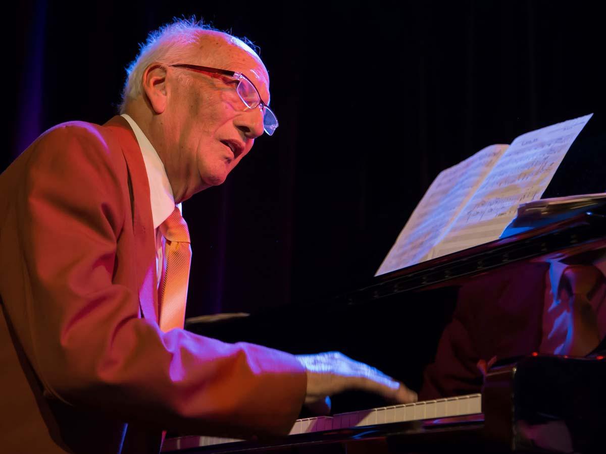 Tangomusik Roberto Siri Piano