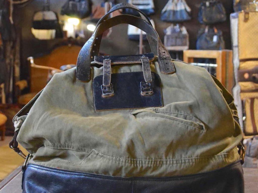 Vintage Taschen Von Silent People Italien