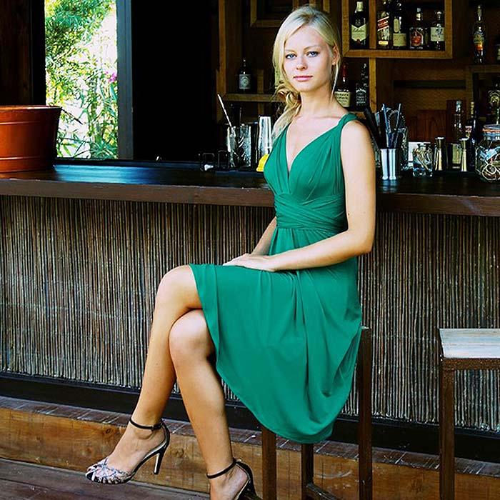 Modedesigner Label Veronica Bond Multikleid