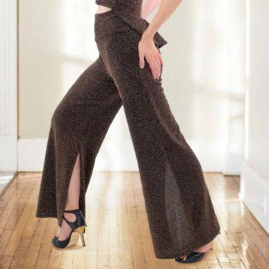Tanzhosen Kategorie Costume Couture Metallic