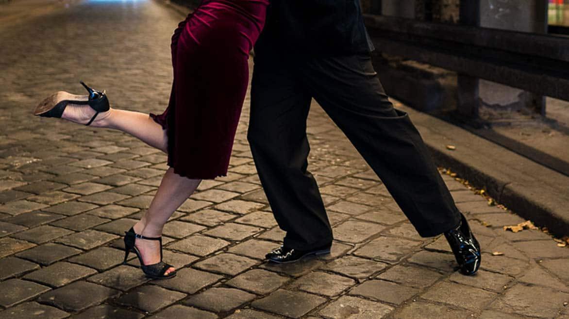 Tango Tanzschritte Lexikon Header