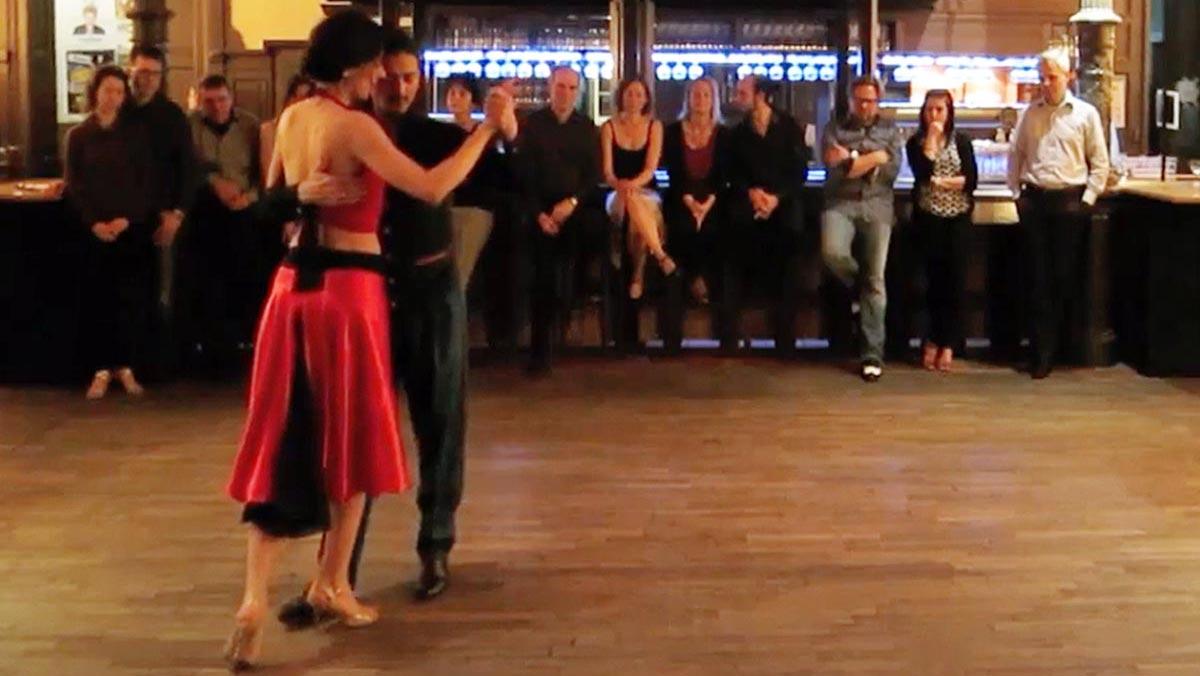 Tanzen Lernen Lugo Offener Kurs Cambios De Frente