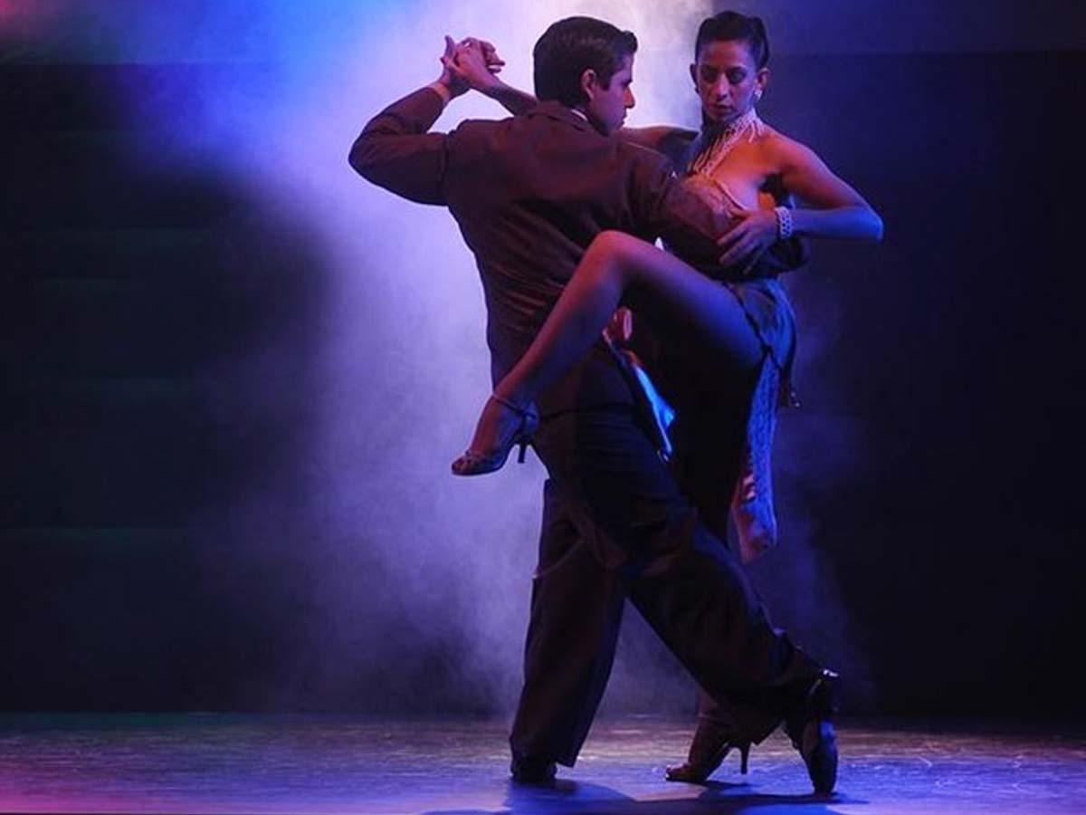 Tangotanz Show Buenos Aires