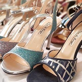 Paso De Fuego shoe range Mint